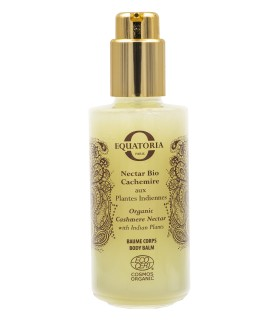 ORGANIC CASHMERE NECTAR WITH INDIAN PLANTS